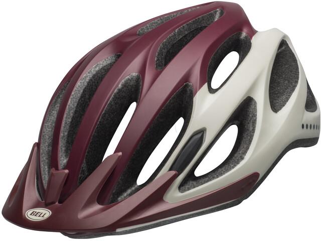 Bell Coast MIPS casco per bici Donna grigio/rosso